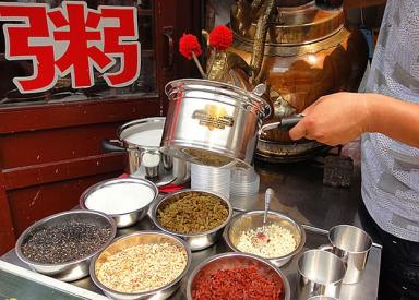 Lotus seeds Porridge