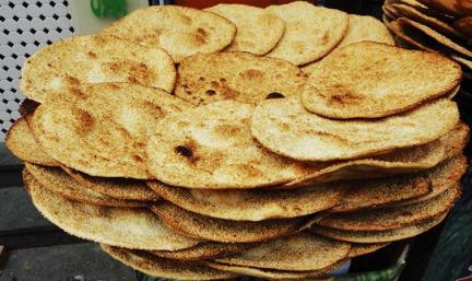 Tibetan Barley Bread